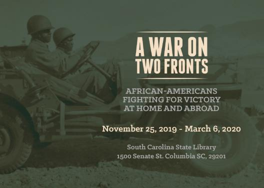 war on two fronts image