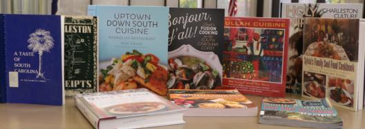 image of cookbooks