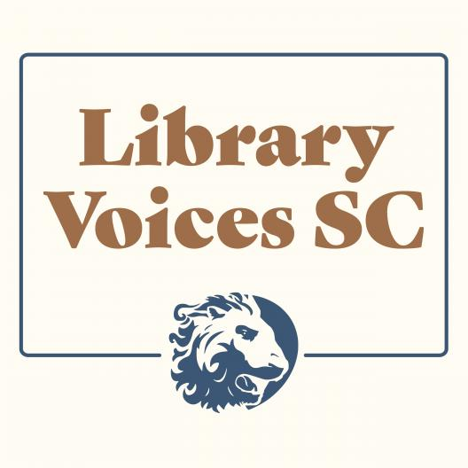 library voices sc podcast logo