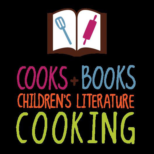 cooks + books logo