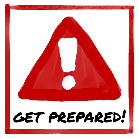 Get Prepared!